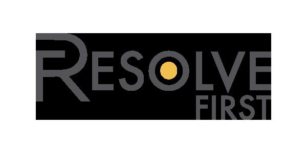 Resolve First